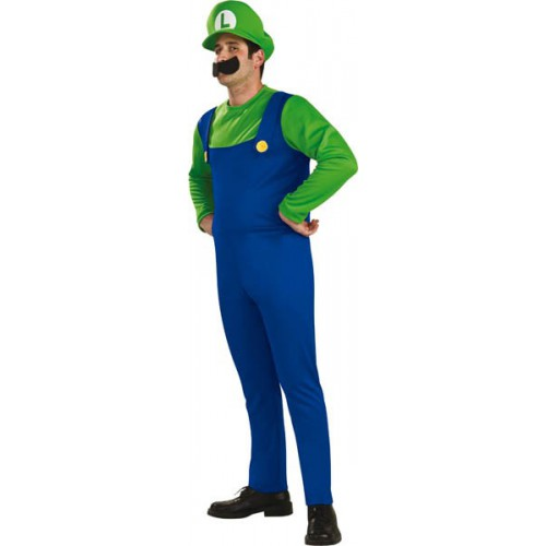 Déguisement Luigi Officiel
