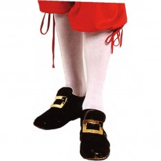 Chaussettes marquis blanches