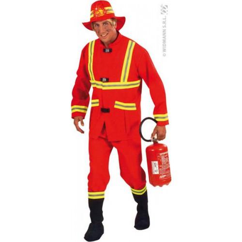Déguisement pompier