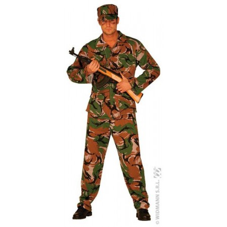 Déguisement militaire