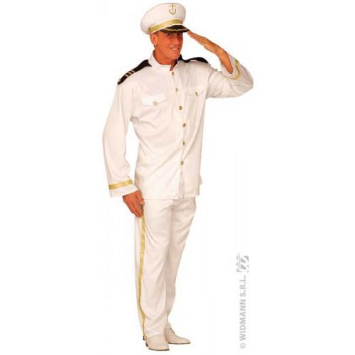 Déguisement capitaine bateau