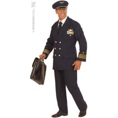 Déguisement pilote d'avion