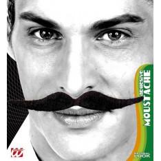 Moustaches Salvador Dali adhésives