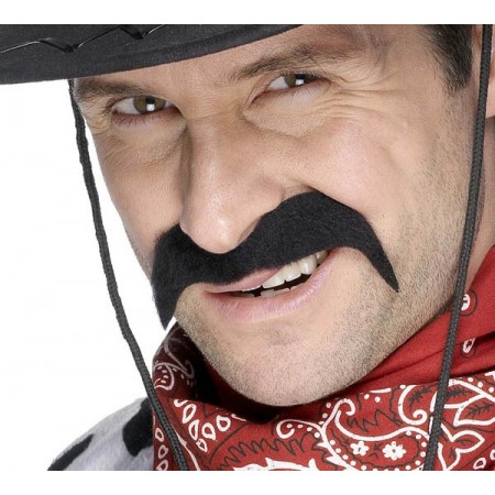 Moustache pour Cow Boy