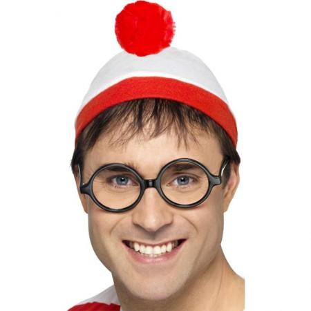 Kit déguisement chapeau et lunette où est charlie