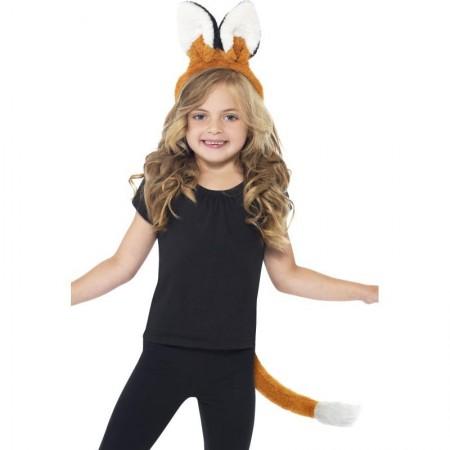 Ensemble déguisement de renard enfant