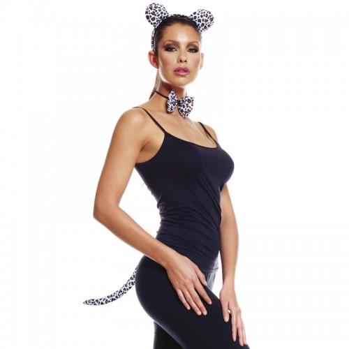 Ensemble déguisement léopard