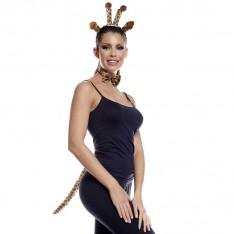 Ensemble déguisement girafe