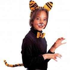 Ensemble déguisement enfant de tigre