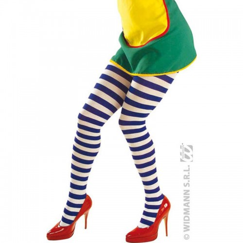 Collants clown adulte