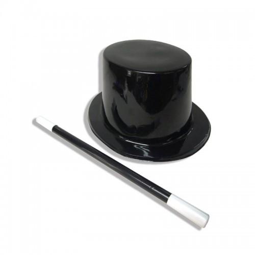 Ensemble déguisement magicien adulte