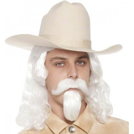 Chapeau de western Buffalo Bill authentique