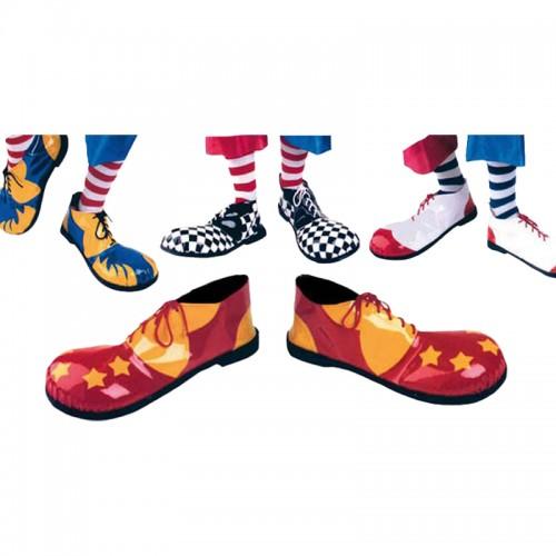 Chaussures de clown adulte (usage extérieur)