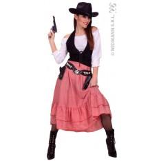 Déguisement western femme