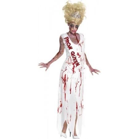Déguisement zombie femme