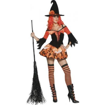 Déguisement sorcière halloween