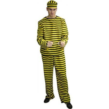 Déguisement prisonnier