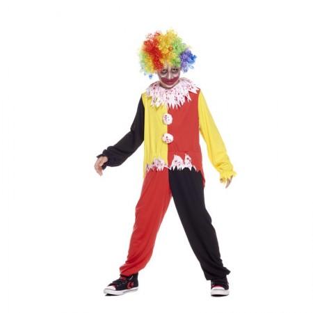Déguisement horrible clown