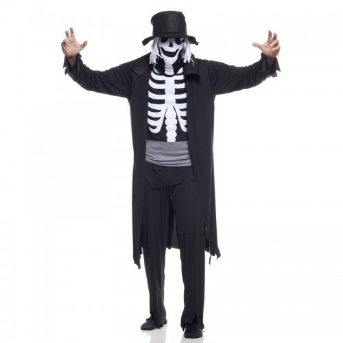 Déguisement squelette dandy