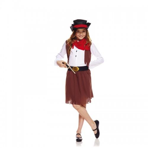 Déguisement jolie cowgirl