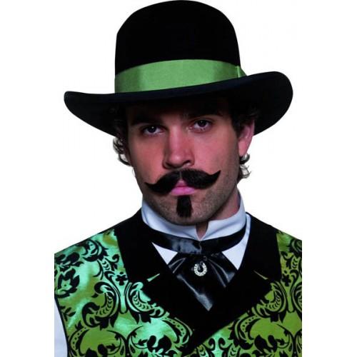 Chapeau de joueur de poker - Saloon