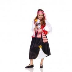 Déguisement charmante pirate