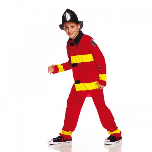 Déguisement petit pompier