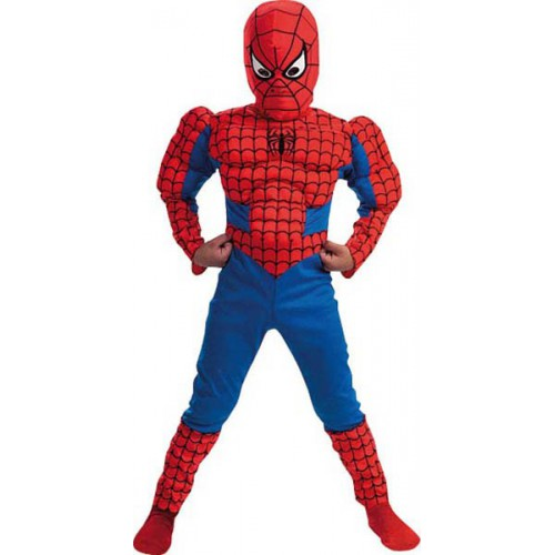 Déguisement Spiderman musclé Officiel