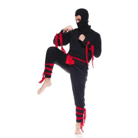 Déguisement ninja