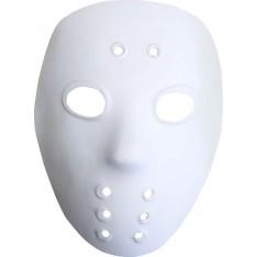 Masque d'hockeyeur PVC
