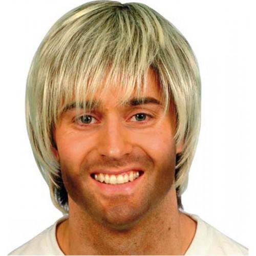 Peruque blonde