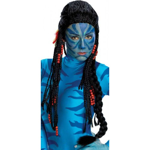 Perruque Avatar Neytiri officiel