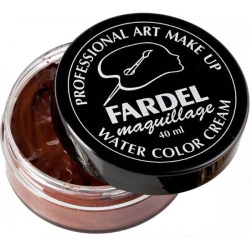 Peinture faciale à l'eau