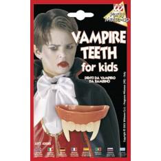 Dents de vampire pour enfant