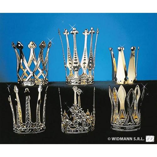 Couronne de princesse or/alluminium