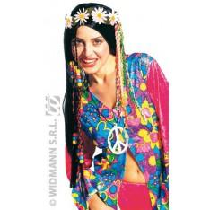 Couronne de fleur hippie