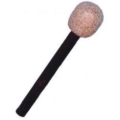 Microphone paillette