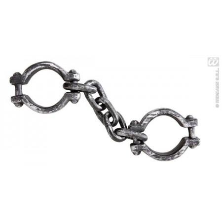 Menottes prisonnier