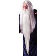 Barbe magicien