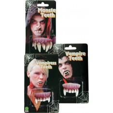 Dentier de monstre
