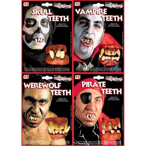Dentier horreur