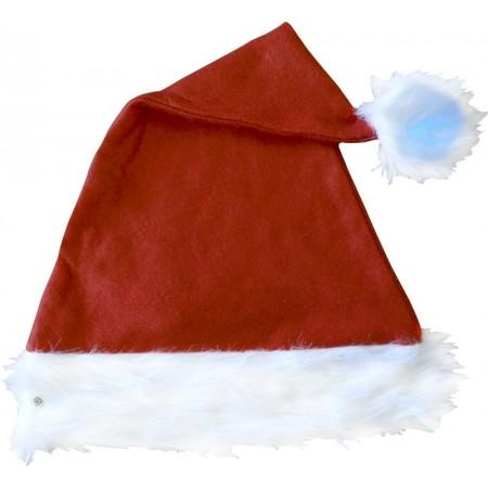 Bonnet Noël : Pompom lumineux