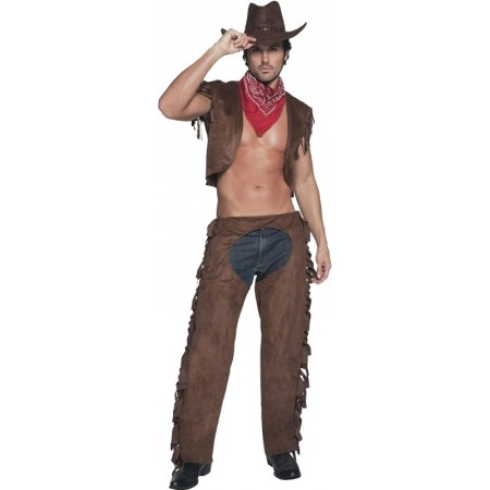 Costume cowboy homme