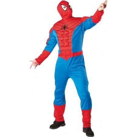 Déguisement Spiderman Musclé
