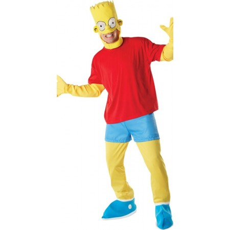 Déguisement Bart Simpsons Officiel