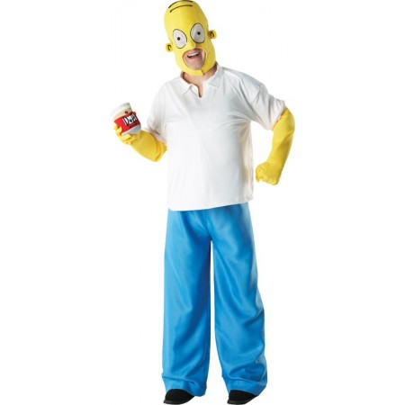 Déguisement Homer Simpsons Officiel
