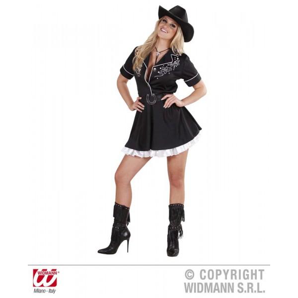 costume cowboy femme adulte lucky look d guisement. Black Bedroom Furniture Sets. Home Design Ideas