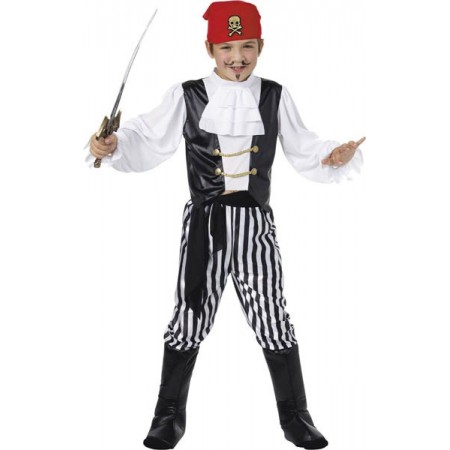 Déguisement pirate