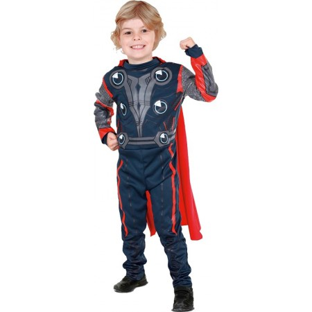 Costume Thor Officiel 4/6 ans