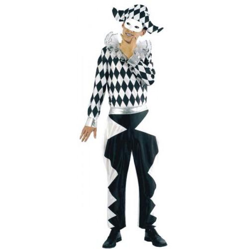 Costume arlequin